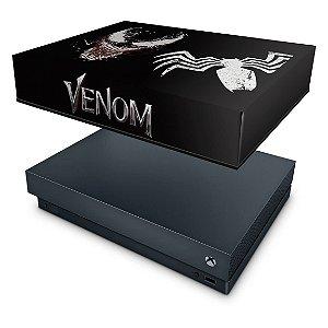 Xbox One X Capa Anti Poeira - Venom