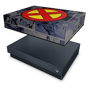 Xbox One X Capa Anti Poeira - X-Men Comics