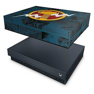 Xbox One X Capa Anti Poeira - Thor Comics