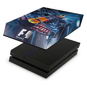 PS4 Fat Capa Anti Poeira - Formula 1