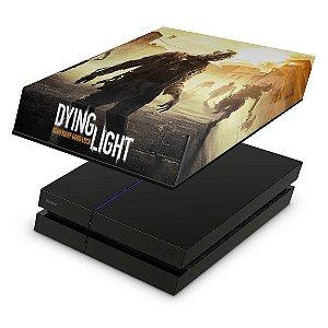 PS4 Fat Capa Anti Poeira - Dying Light