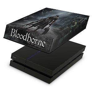PS4 Fat Capa Anti Poeira - Bloodborne