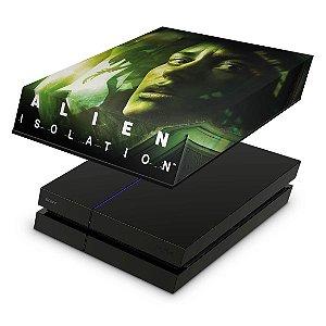 PS4 Fat Capa Anti Poeira - Alien Isolation