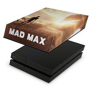 PS4 Fat Capa Anti Poeira - Mad Max