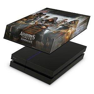 PS4 Fat Capa Anti Poeira - Assassins Creed Syndicate