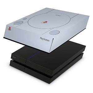 PS4 Fat Capa Anti Poeira - Sony Playstation 1