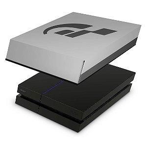 PS4 Fat Capa Anti Poeira - Gran Turismo Editon