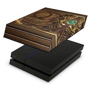 PS4 Fat Capa Anti Poeira - Pandora'S Box God Of War