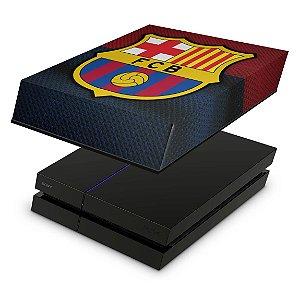 PS4 Fat Capa Anti Poeira - Barcelona