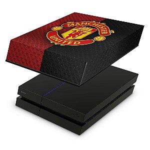 PS4 Fat Capa Anti Poeira - Manchester United