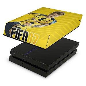 PS4 Fat Capa Anti Poeira - Fifa 17