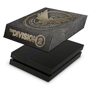 PS4 Fat Capa Anti Poeira - The Division 2
