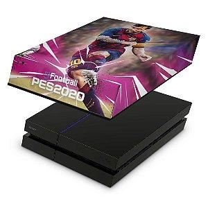 PS4 Fat Capa Anti Poeira - Pes 2020