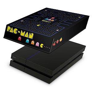 PS4 Fat Capa Anti Poeira - Pac Man