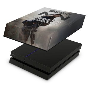 PS4 Fat Capa Anti Poeira - Call Of Duty Modern Warfare