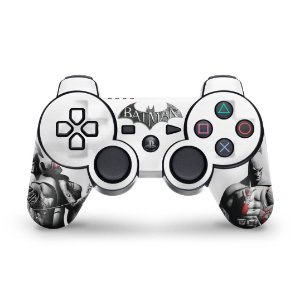 PS3 Controle Skin - Batman Arkham City