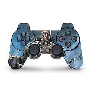 PS3 Controle Skin - Exterminador