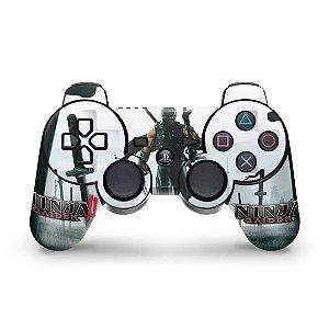 PS3 Controle Skin - Ninja Gaiden
