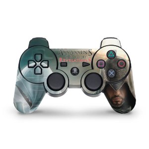 PS3 Controle Skin - Assassins Creed Revelations