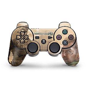 PS3 Controle Skin - Modern Warfare 2