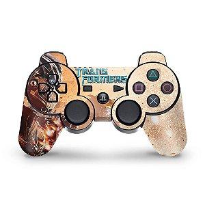 PS3 Controle Skin - Transformes