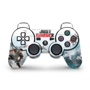 PS3 Controle Skin - Just Cause 2
