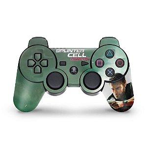 PS3 Controle Skin - Splinter Cell