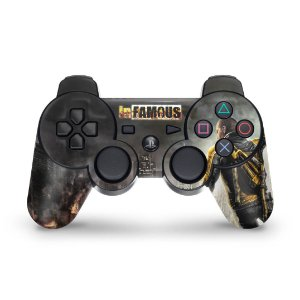 PS3 Controle Skin - Infamous 2