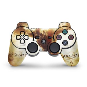 PS3 Controle Skin - God Of War 4