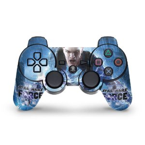 PS3 Controle Skin - Star Wars Force