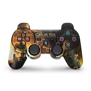 PS3 Controle Skin - Deus Ex Human
