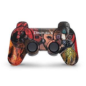 PS3 Controle Skin - Dragon Age 2
