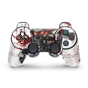 PS3 Controle Skin - Killzone 3