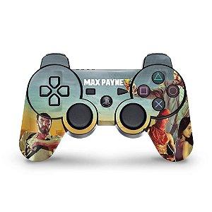 PS3 Controle Skin - Max Payne 3