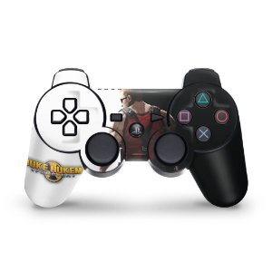 PS3 Controle Skin - Duke Nukem Forever