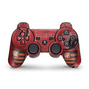 PS3 Controle Skin - Flamengo