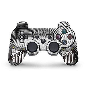 PS3 Controle Skin - Santos