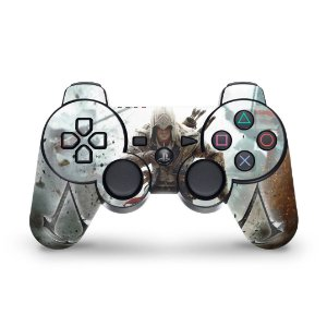 PS3 Controle Skin - Assassins Creed 3
