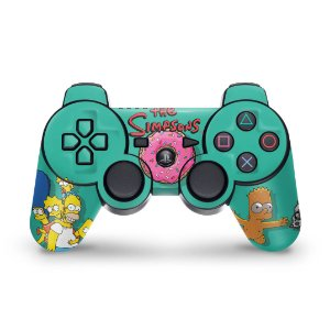PS3 Controle Skin - Simpsons