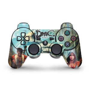 PS3 Controle Skin - Dmc Devil May Cry
