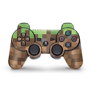 PS3 Controle Skin - Minecraft
