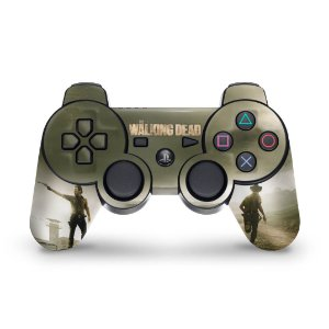 PS3 Controle Skin - The Walking Dead