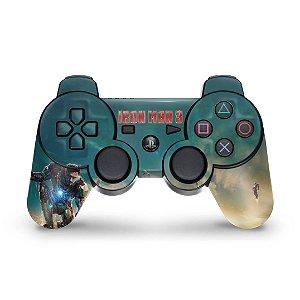 PS3 Controle Skin - Homem De Ferro