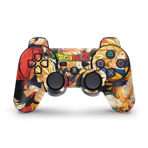 PS3 Controle Skin - Dragon Ball