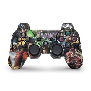 PS3 Controle Skin - Injustice