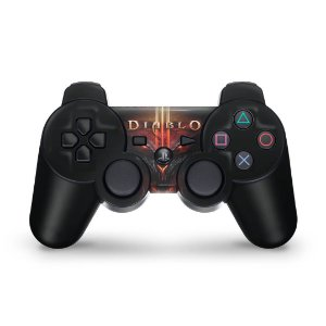 PS3 Controle Skin - Diablo 3