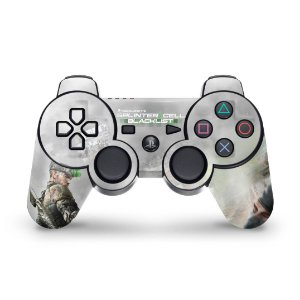 PS3 Controle Skin - Splinter Cell Blacklist