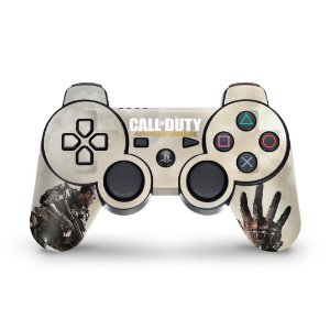 PS3 Controle Skin - Call Of Duty Advanced Warfare