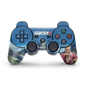 PS3 Controle Skin - Far Cry 4