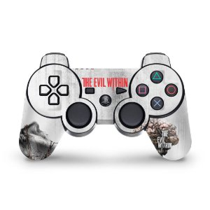 PS3 Controle Skin - The Evil Within
